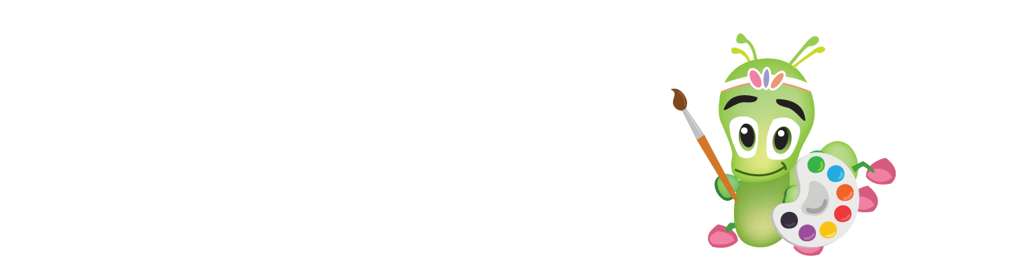 cloud with character background