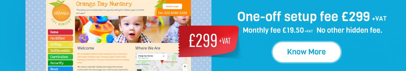 NurseryWeb Pricing Banner