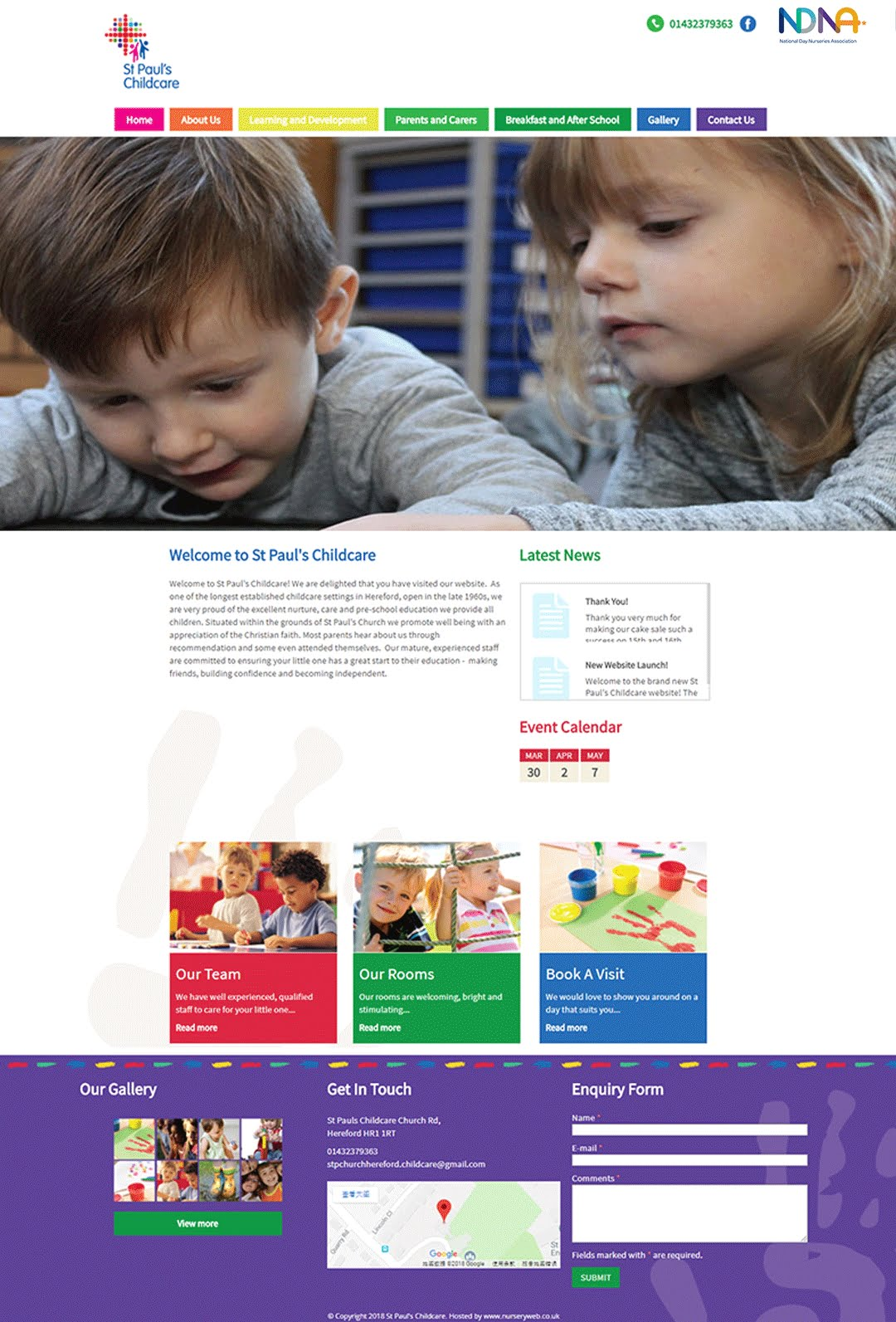 St. Paul Childcare