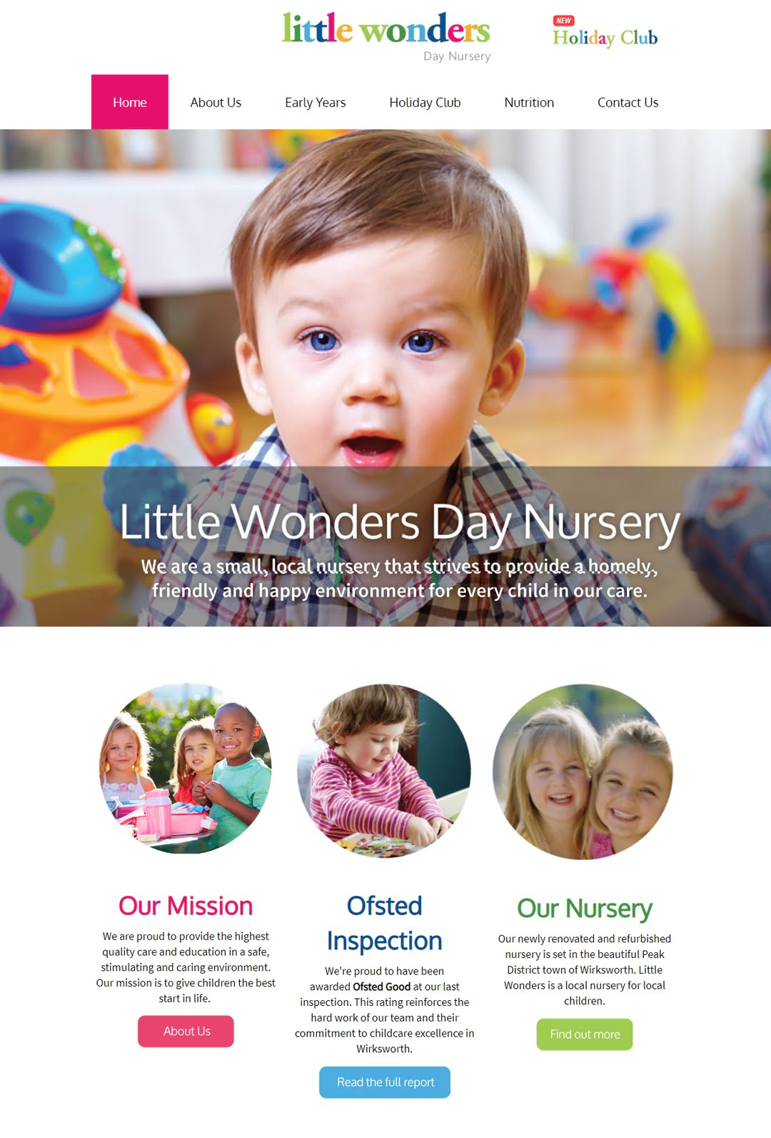 Little Wonders Day Nursery