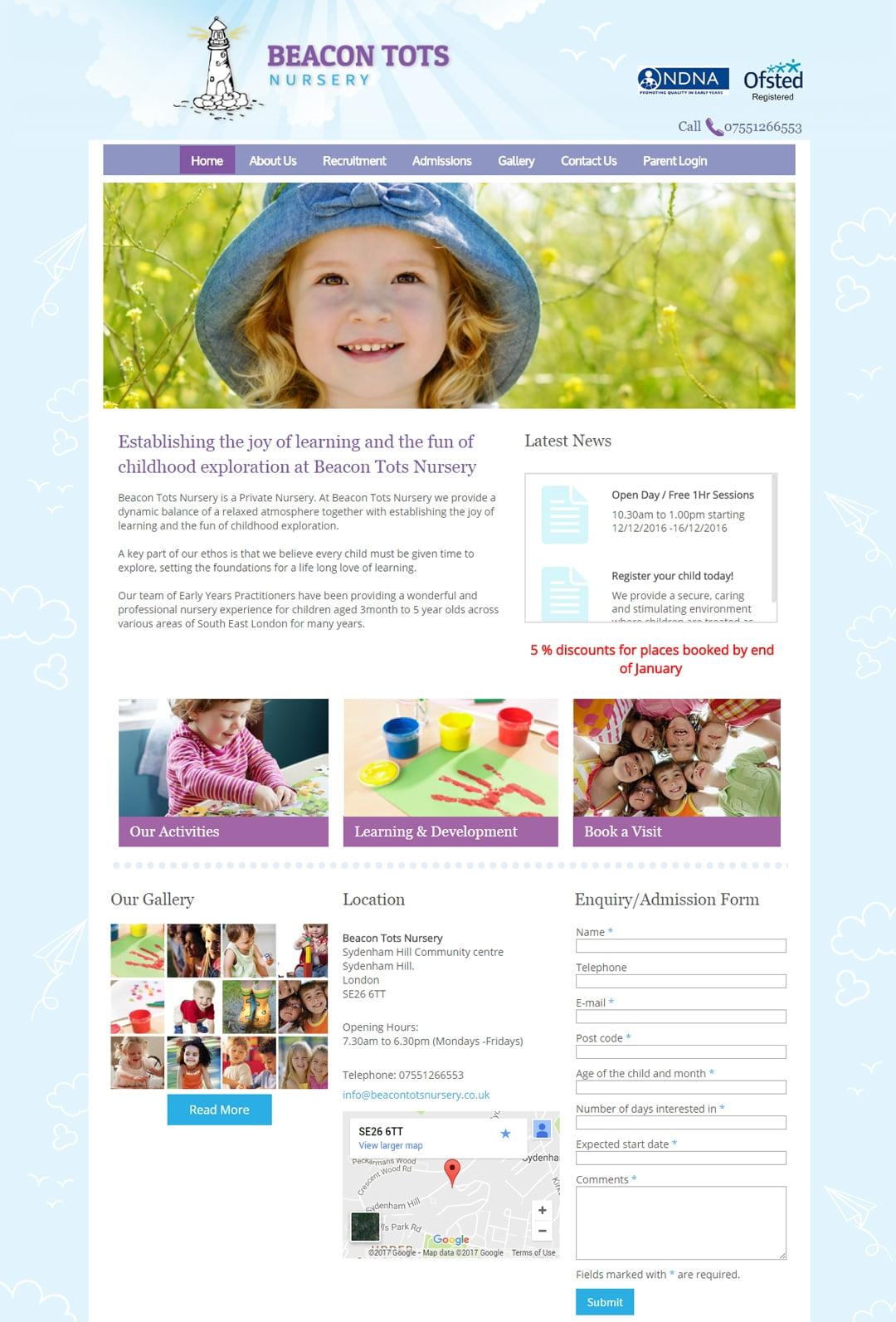 Beacon Tots Nursery