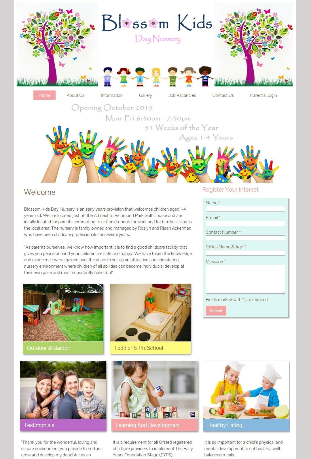 Blossom Kids Nursery