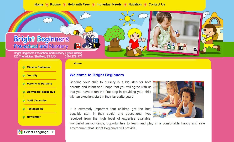 Bright Beginners Preschool and Nursery