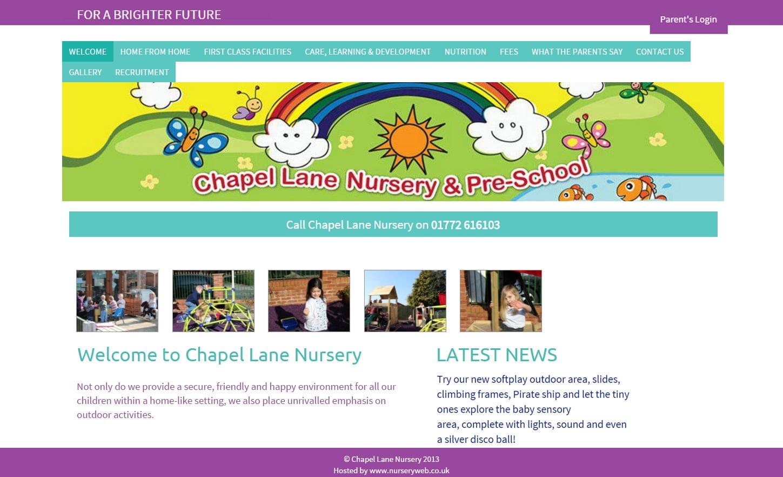Chapel Lane Nursery