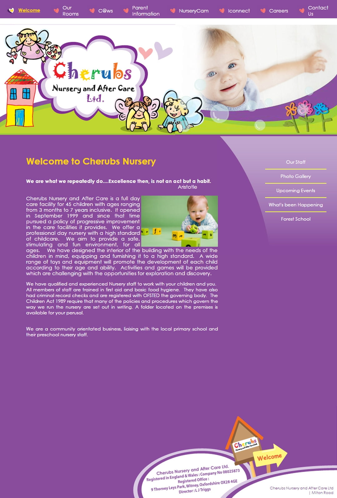 Cherubs Nursery