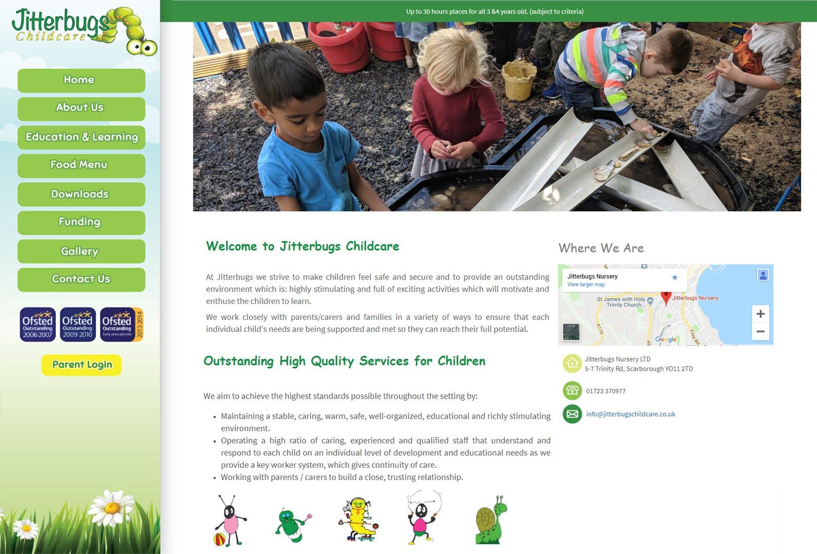 jitterbugs childcare