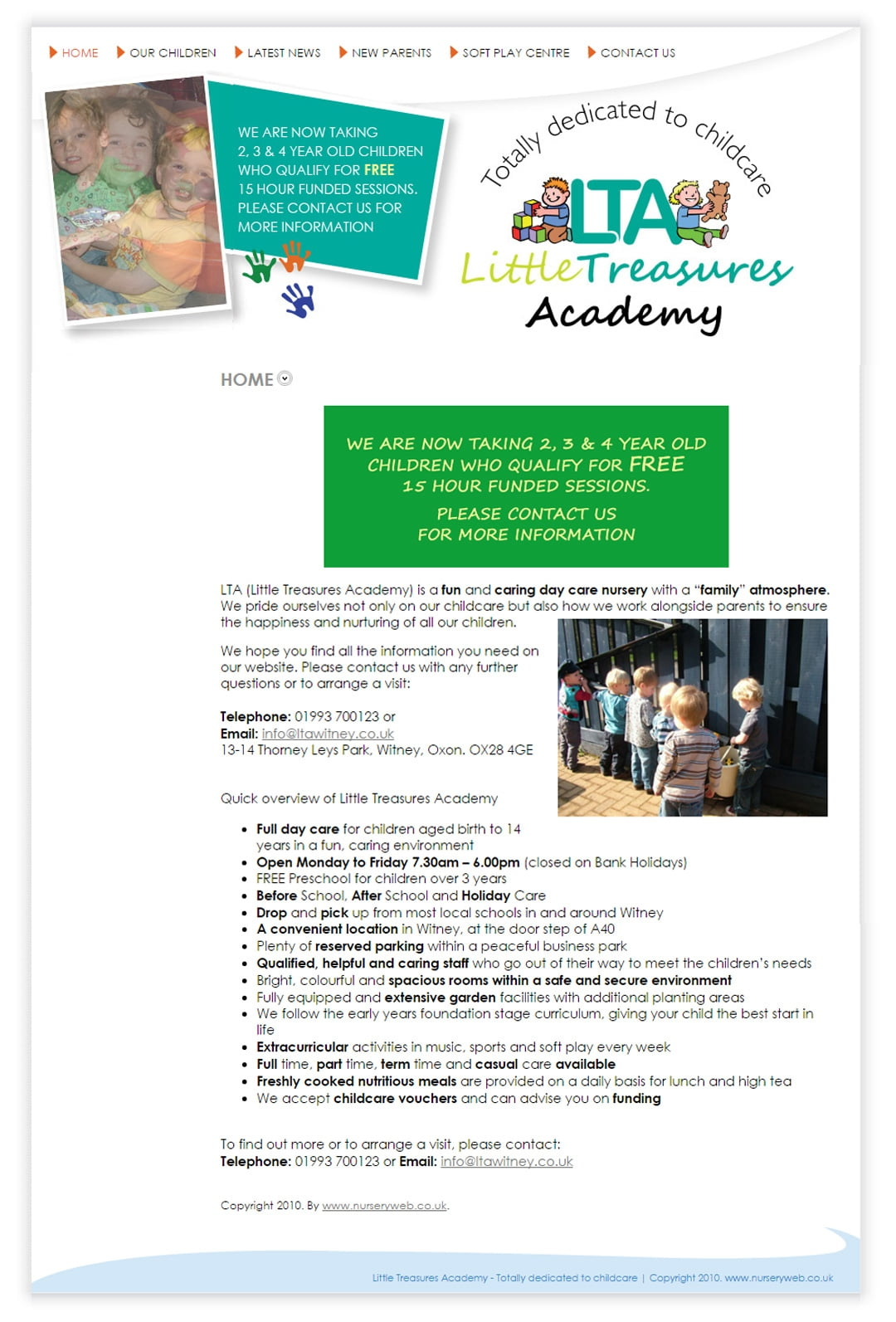 Little Treasures Academy