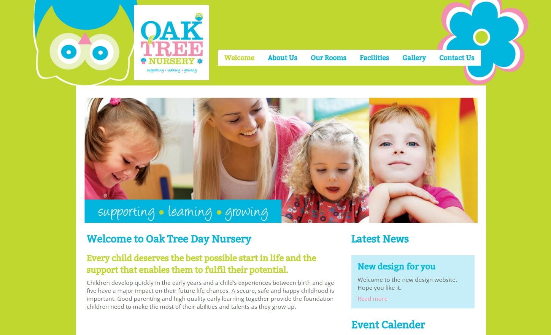 Oak Tree Day Nursery