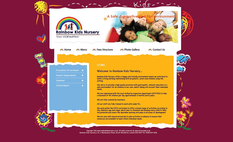 Rainbow Kids Nursery