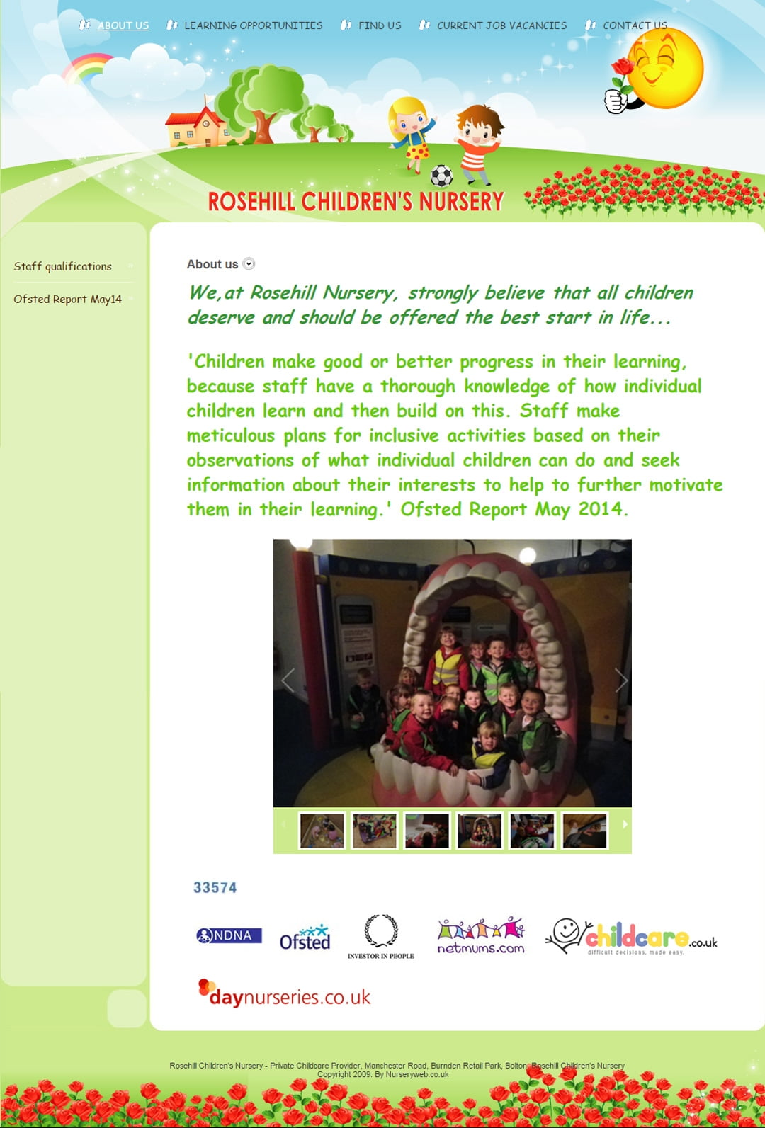 Rosehill Nursery
