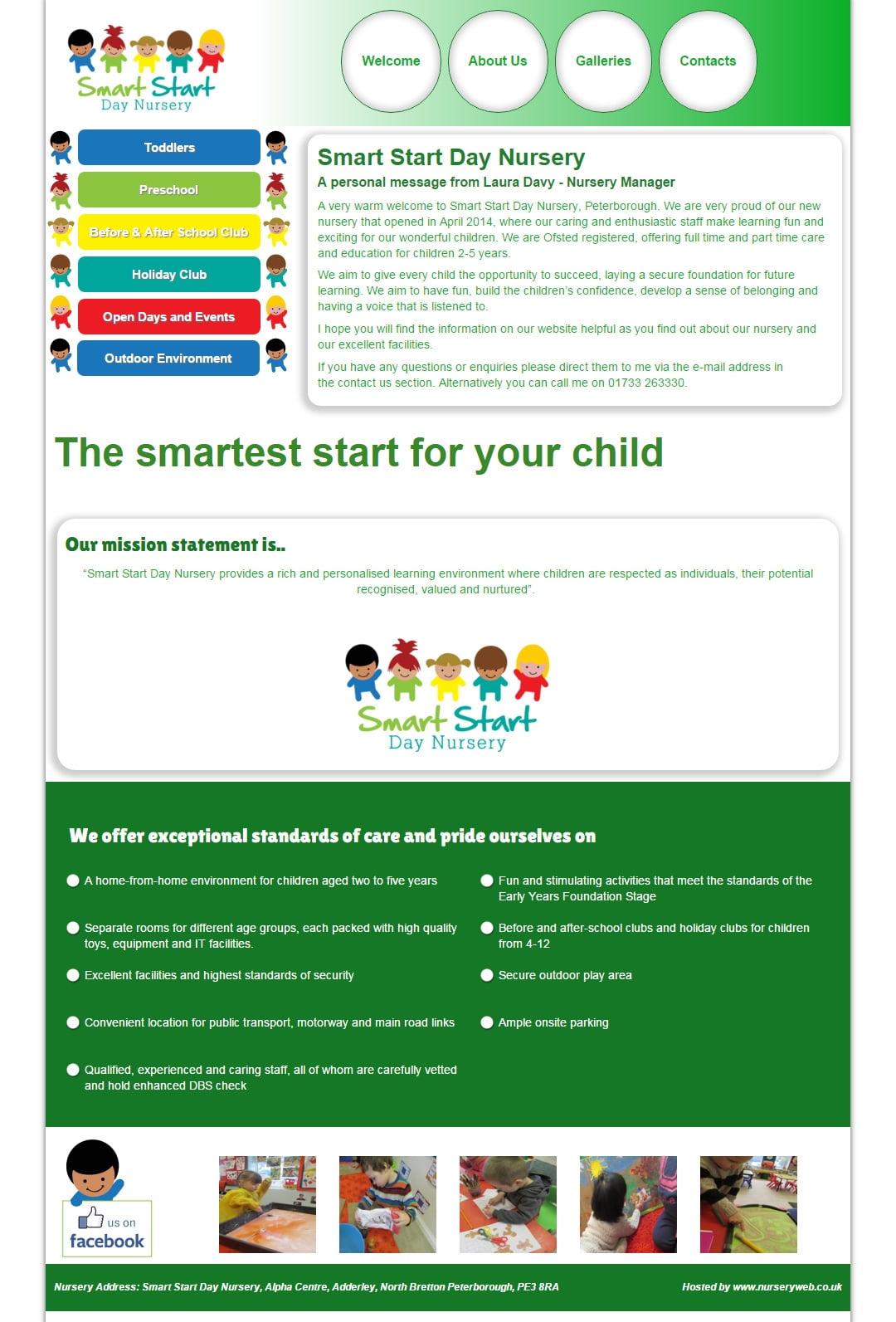 Smart Start Day Nursery