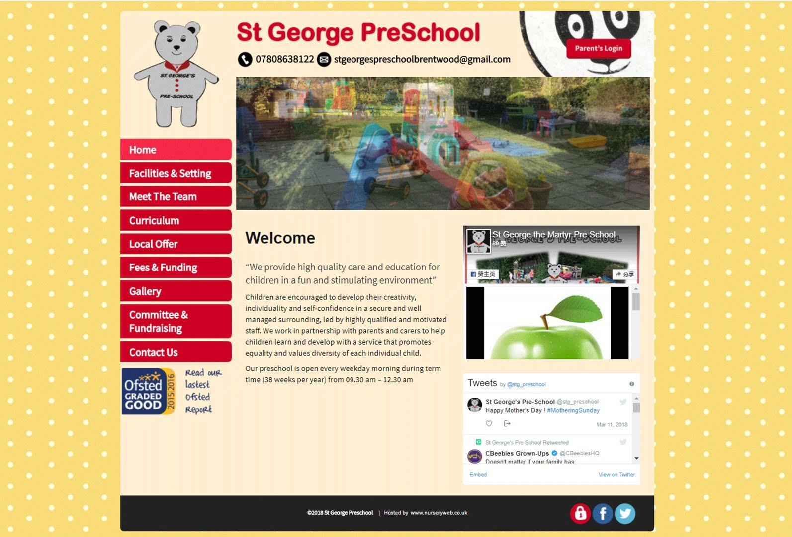 St George PreSchool