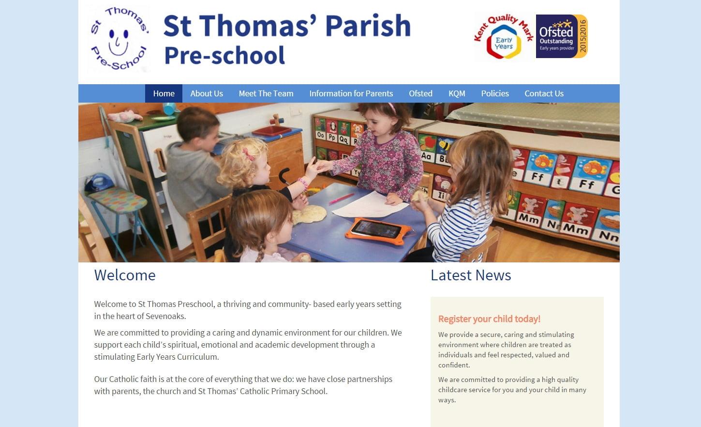 St Thomas Preschool