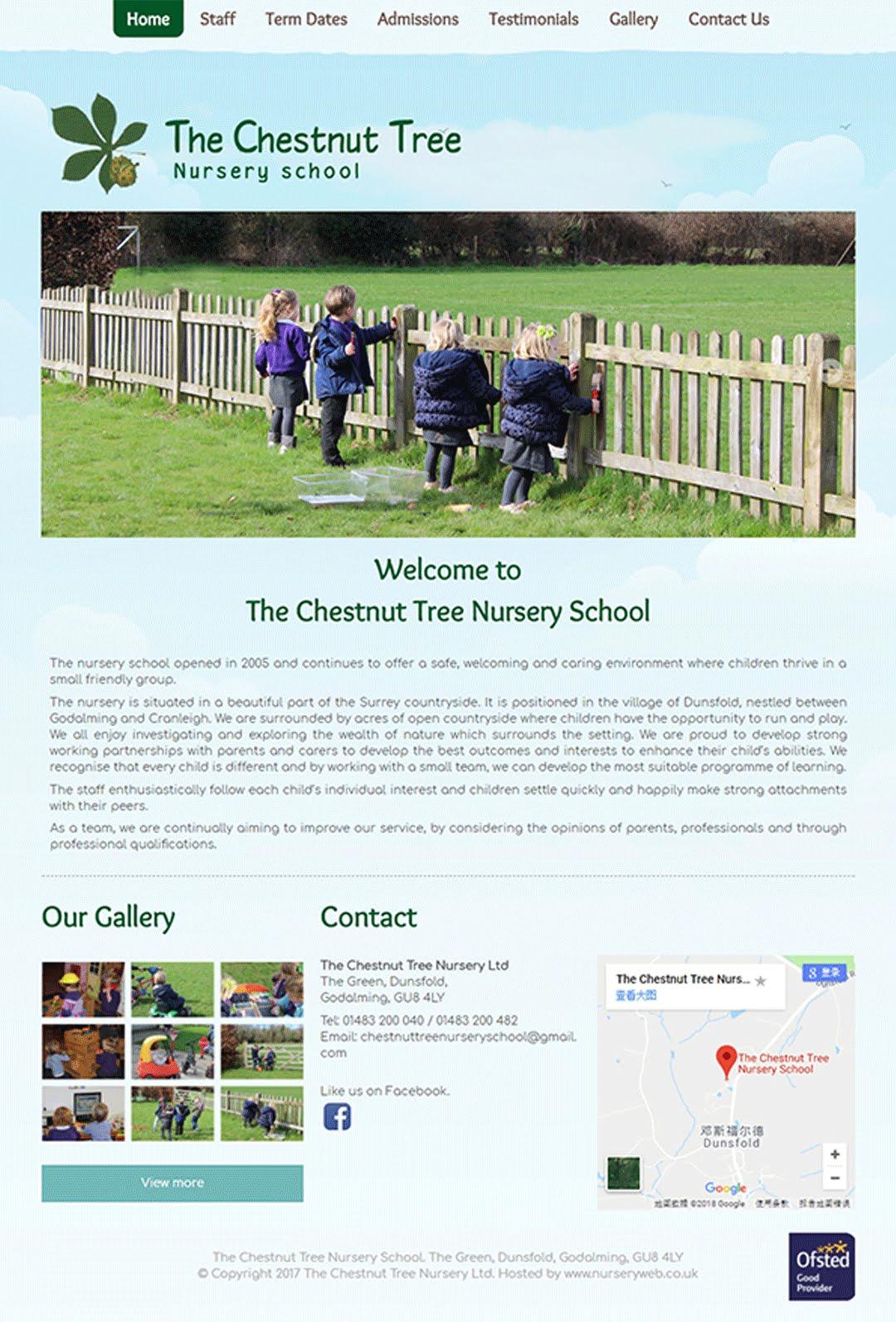 The Chestnut Tree Nursery School