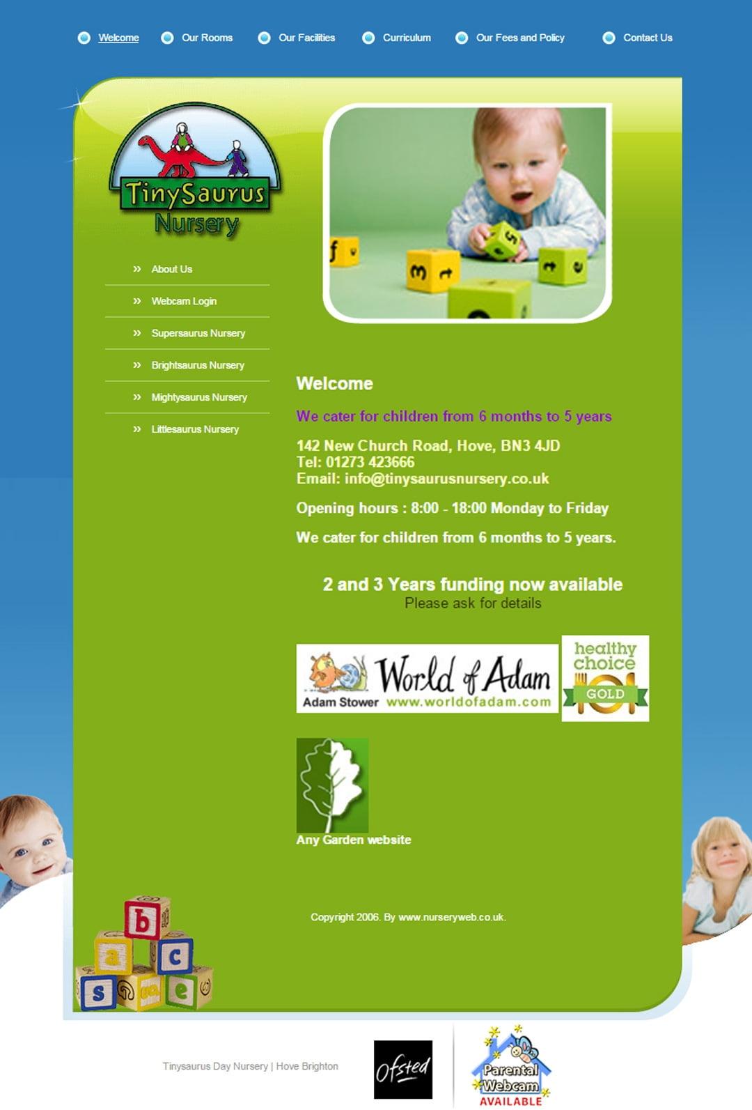 Tinysaurus Day Nursery