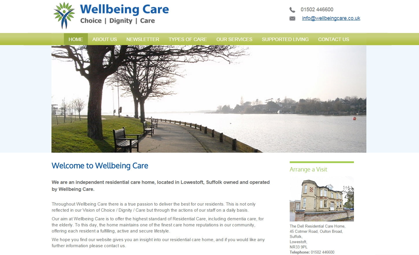 Wellbeing Care