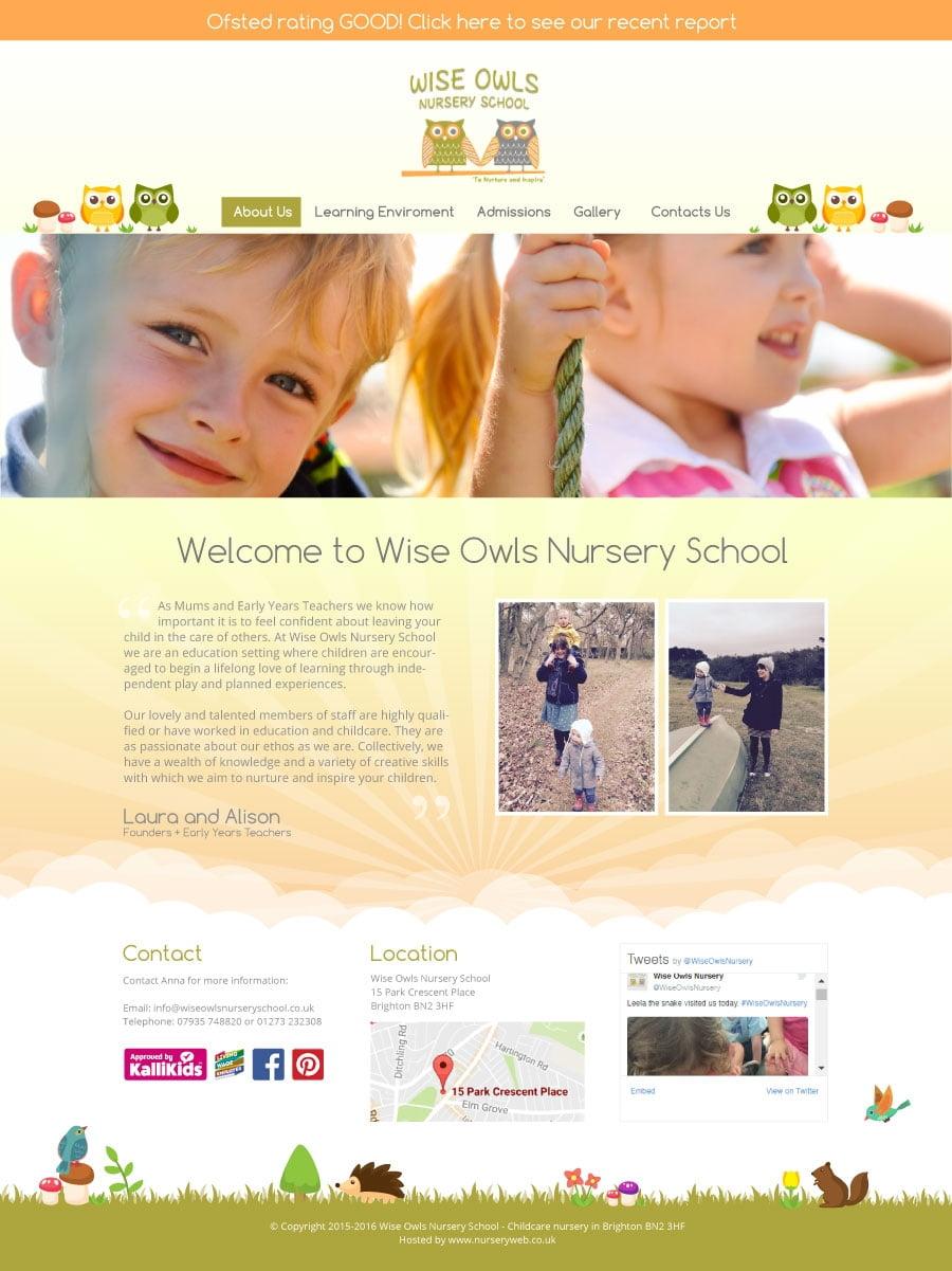 Wise Owls Nursery School