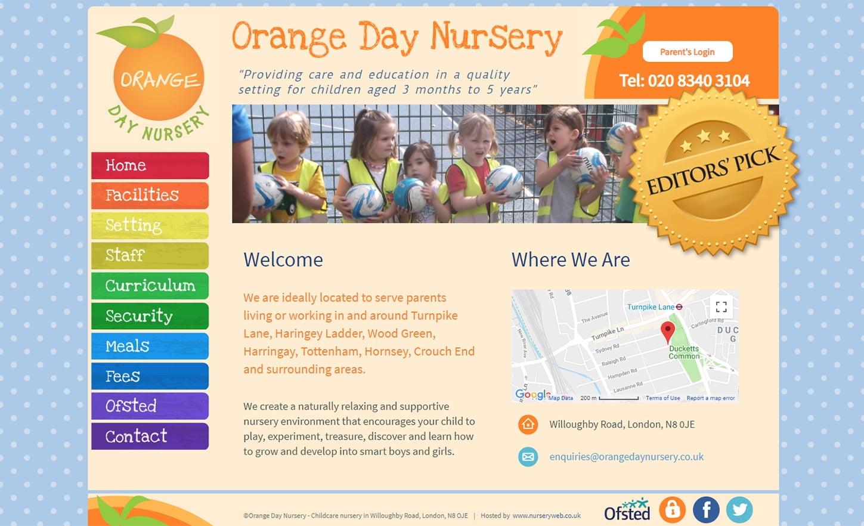 Orange Day Nursery