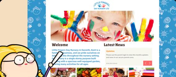 NurseryWeb - Professional Website Design