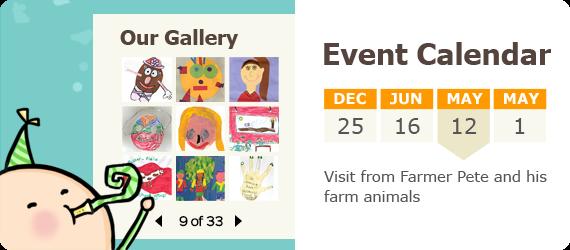 NurseryWeb - Showcases for Your Activities