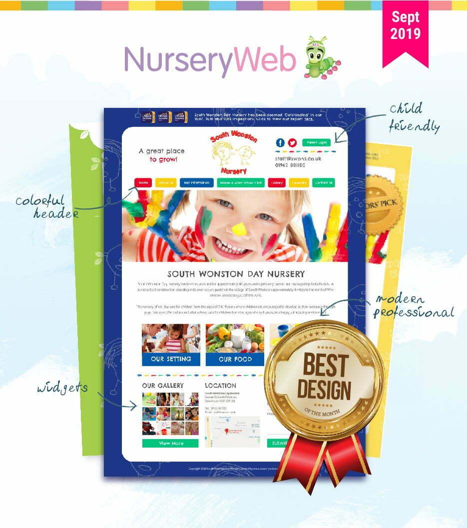 NurseryWeb - Best Design in September