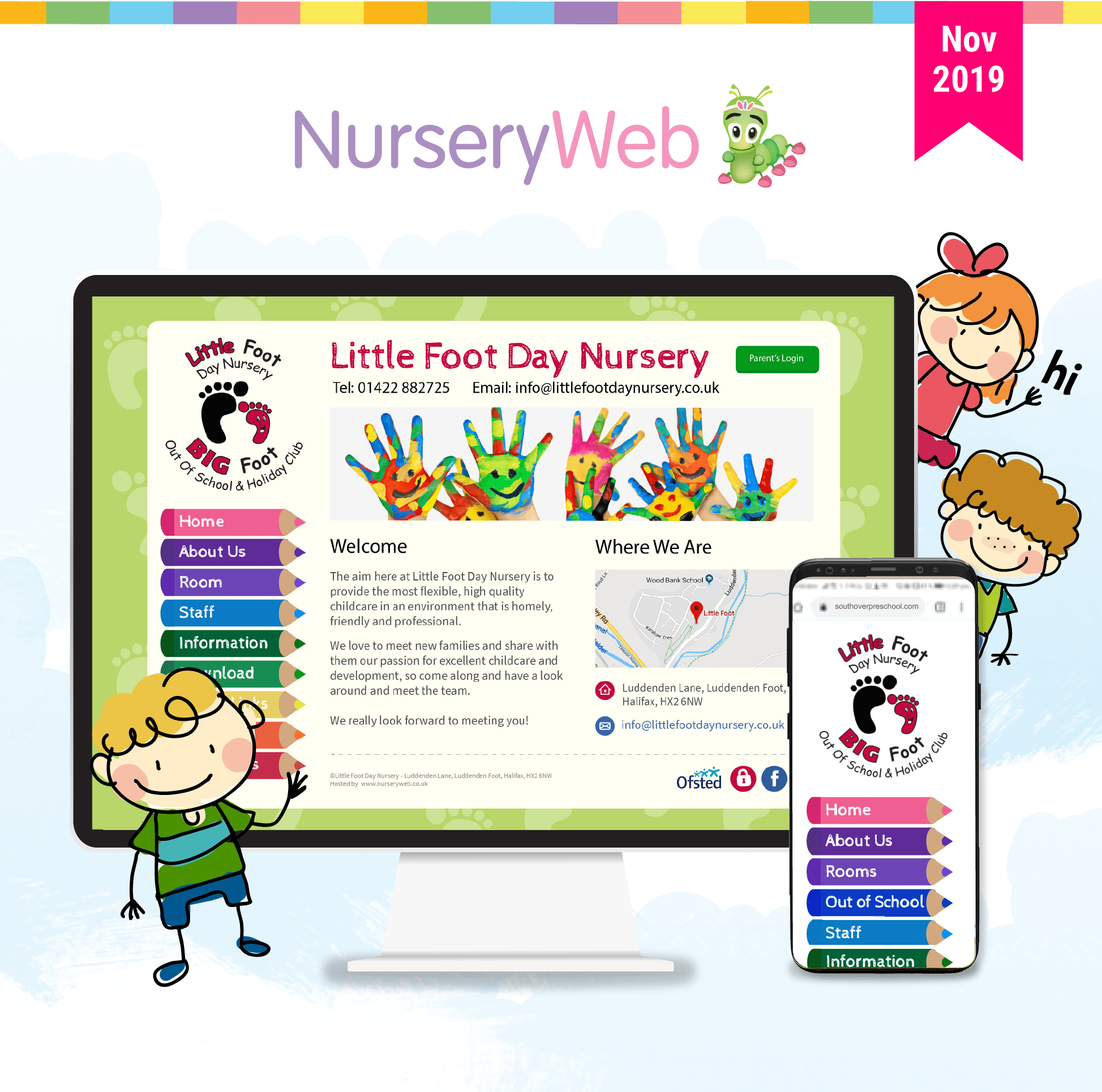 NurseryWeb - November 2019 Newsletter