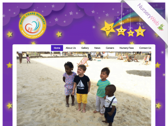 NurseryWeb - Magic Years Nursery Website Design