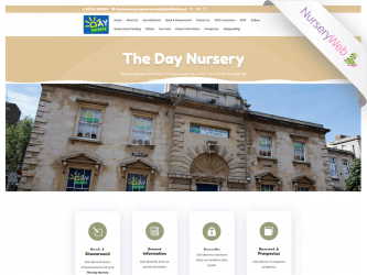 NurseryWeb - The Day Nursery Website Design