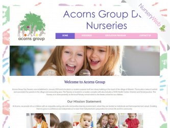 acorns in edwick private day nursery