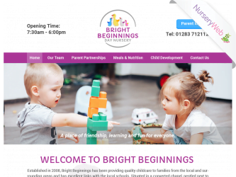 Bright Beginnings Day Nursery
