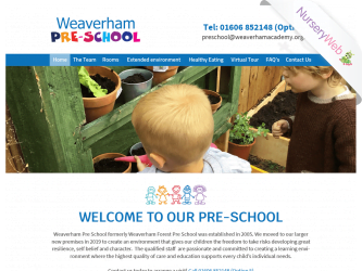 Weaverham Preschool