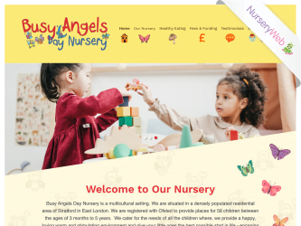 Busy Angels Day Nursery
