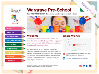 Wargrave-Pre-school