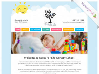 Root For Life Nursery School